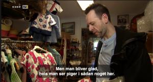 """Den 20 januari sändes programmet """"Skattjägarna"""" i dansk TV."""